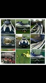 Yamaha gp1300r (Riva racing) Jet ski