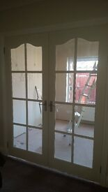 French Doors (Hardwood)