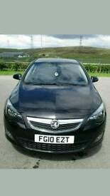 Vauxhall astra 20ctdi SRI