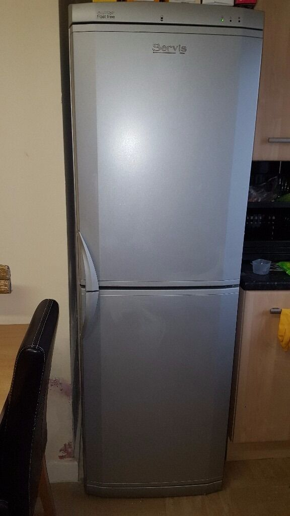 Servis frost free fridge freezer for sale100o.n.o Wolverhamptonin Wolverhampton, West MidlandsGumtree - Servis frost free fridge freezer for sale. Approximately 6 7 years old. Great condition, useable but with expected wear and tear. £100o.n.o Buyer to collect from Wolverhampton