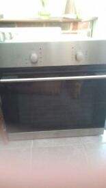 Stainless steel Fan assisted electric oven