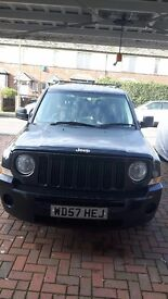 Jeep patriot 2007 £3000 px considered