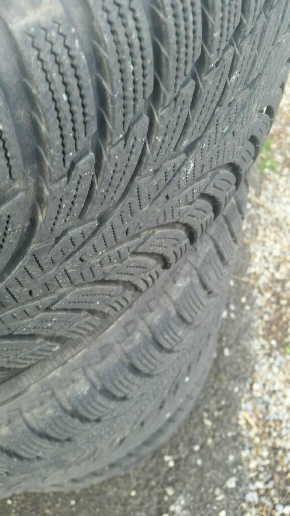 Winter tyres Nokian WR D3 215 60 16