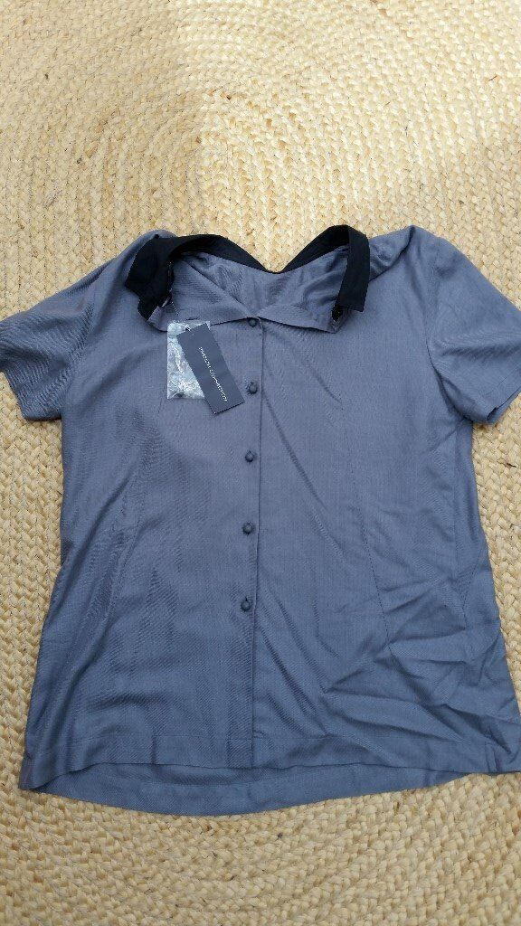 French Connection Women's size 14 Grey Shirt
