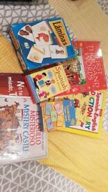 Spanish books and resources for children