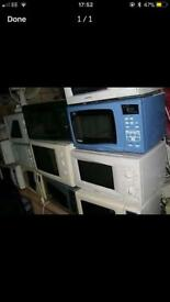 Various microwaves for sale