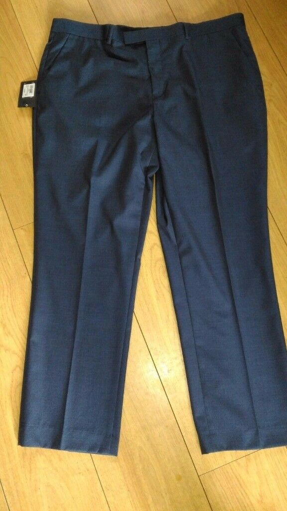 NEW GREENWOODS MENS TROUSERS 40 SHORT RRP £80