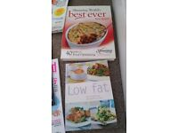 Slimming world cookery books and magazines