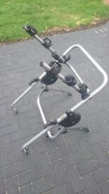 Halfords rear high mount 3 bicycle carrier