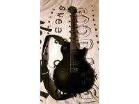 Electric Guitar Epiphone Les Paul Gothic