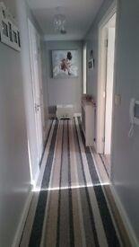 2 bed ground floor flat exchange