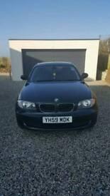 2009 BMW 1 series 1.6 D