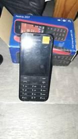 Nokia 207 unlocked