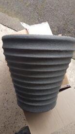 Sankey Moroccan granite planters / pot x7
