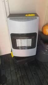 Butane gas heater