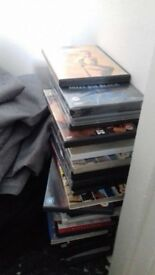 dvd's (34 of them)