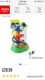 Fisher price thomas game
