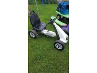 Kettler go kart in great condition