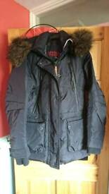 Ladies superdry coat