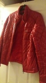ladies babour jacket size 12
