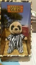 Brand New In box Oleg safari toy