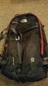 North Face backpack 24 litre