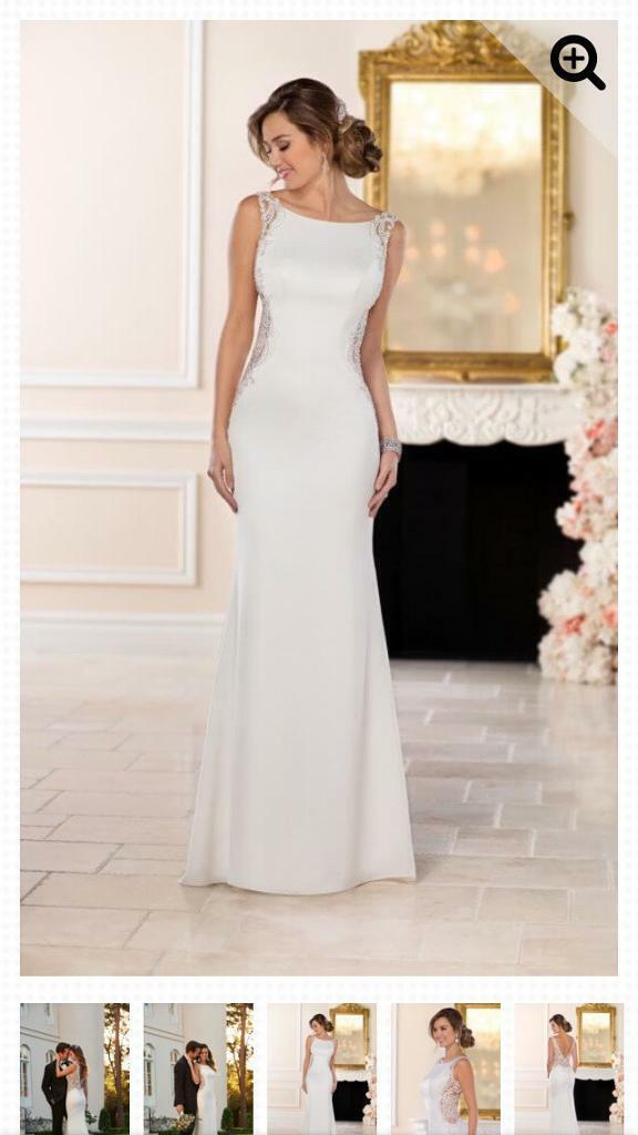 8970919ea4fc Stella York wedding dress, brand new, unaltered | in Bishopsworth ...