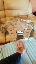 Large Collection of Star Wars Vehicles £5- £200 (All Unboxed)
