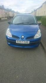 Renault clio extreme 1.2 16v 3door mint condition for low price.
