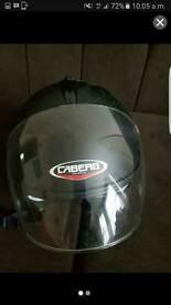 Caberg openface helmet
