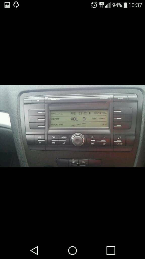 Radio With Code
