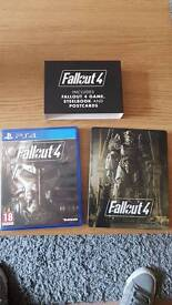 Fallout 4 - Steelbook Edition w/ Postcards