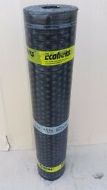 TORCH - ON ROOFING FELT BLACK 4MM/8M2 *17.00 GBP*