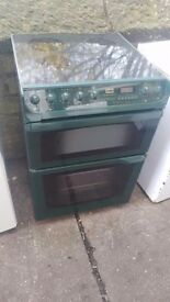Hotpoint electric cooker 60 cm