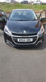 Peugeot 208 1.2 PureTech Active Design Lime 5dr
