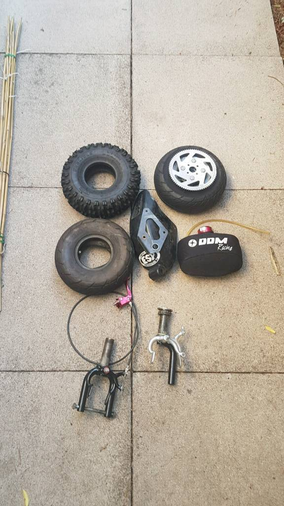 Goped go ped parts Bigfoot sport gsr | in Sileby, Leicestershire | Gumtree