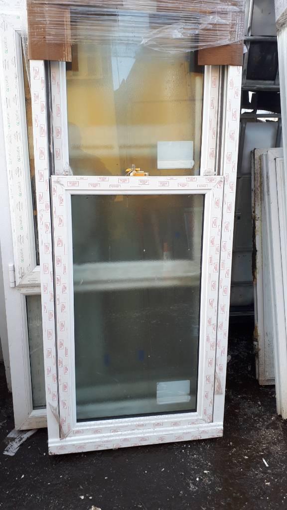 New sash window