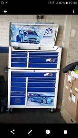 M sport snap on tool box