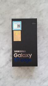 128GB , Dual SIM, Samsung Galaxy S7 Edge, Black Pearl, Exynos. SMG935FD unlocked, international.