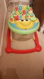 Mothercare Musical sit-in walker
