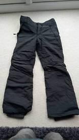 Columbia Waterproof Trousers for snowboarding, walking etc