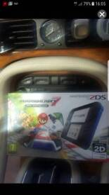 Nintendo 3ds brand new with Mario kart 7