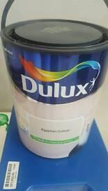 Dulux silk paint 5L Egyptian cotton