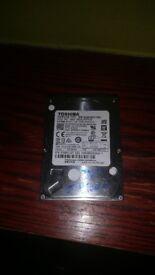 1tb SSHD hard drive