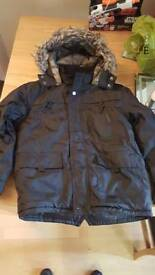 Brand new George winter coat size 8-9yrs
