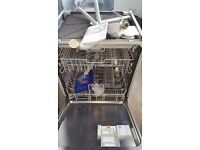 Miele Semi-Integrated Dishwasher G1220SC