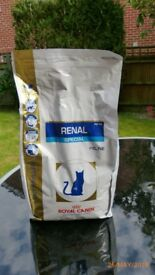 Royal Canin Feline Veterinary Renal Special Cat Food (RSF 26) 4kg bag