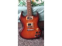 Gibson electric guitar. Not used.