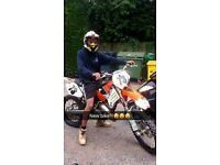 KTM 125CC (2005) NEED GONE TODAY