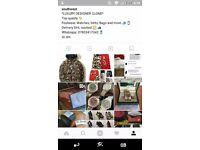 Mens louboutin and designer